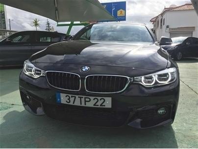 BMW Série 4 425 d Pack M Auto (224cv) (2p)