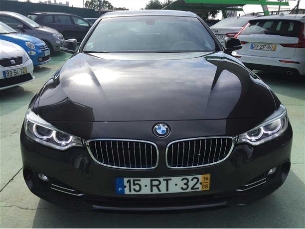 BMW Série 4 Gran Coupé 420d Line Luxury Aut (190) (4P)