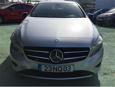 Mercedes-Benz Classe A 180 CDi B.E. Style (109cv) (5p)