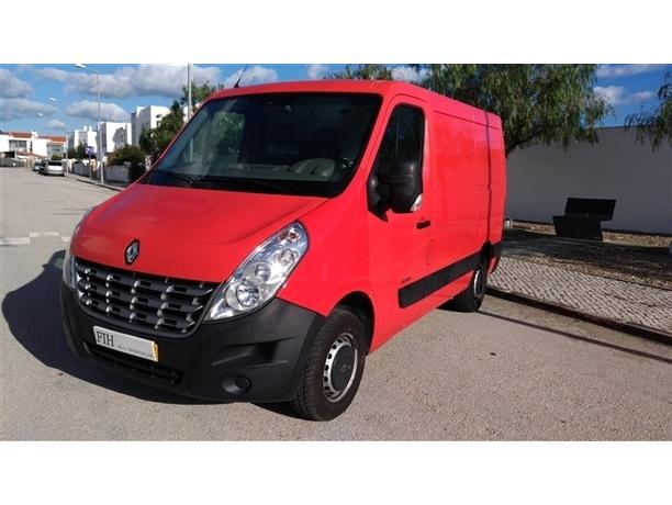 Renault Master 2.3 dCi 125.33 (125cv) (4p)