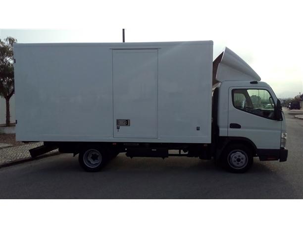 Mitsubishi Canter 3C13 FB83BE4SLEA3 (125cv) (2p)