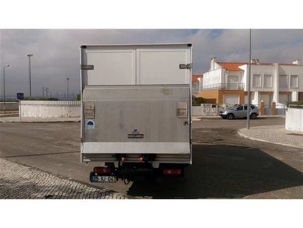 Mitsubishi Canter 3C15 FB83BE4SLEA4 Box02 (145cv) (2p)