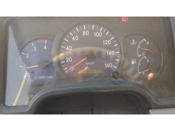 Mitsubishi Canter 3C13 FB83BB4SLEA3 Frigo (125cv) (2p)