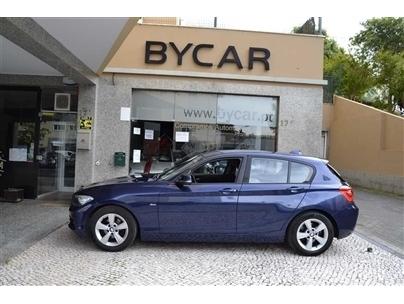 BMW Série 1 116 d EfficientDynamics Line Sport (116cv) (5p)