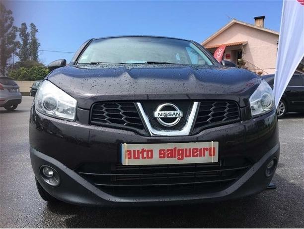 Nissan Qashqai Vendida!