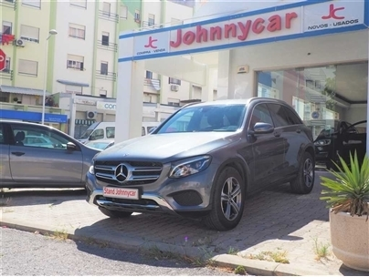 Mercedes-Benz Classe GLC 250 d Off-Road 4-Matic (204cv) (5p)