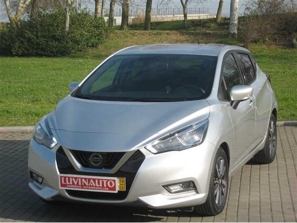 Nissan Micra 1.0 IG-T Acenta (GPS)