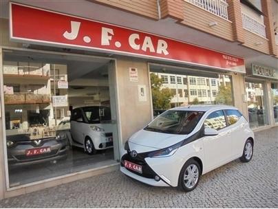 Toyota Aygo 1.0 Power Pack+AC+JLL (68cv) (3p)