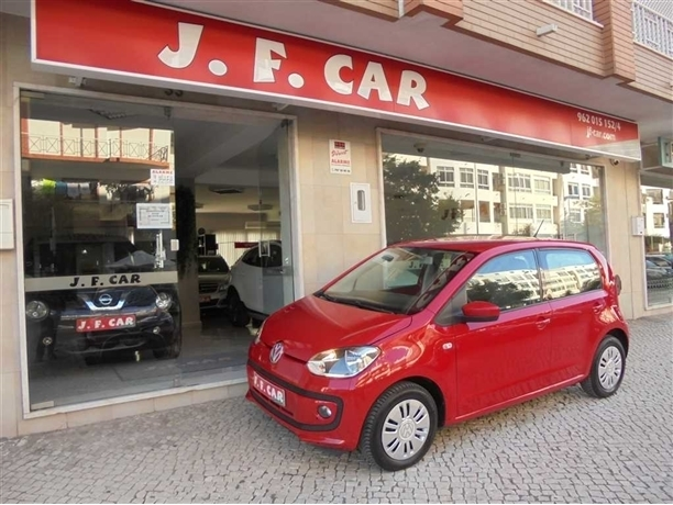 Volkswagen Up 1.0 BlueMotion Move Up! (65cv) (5p)