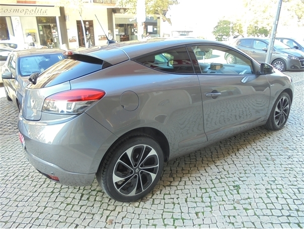 Renault Mégane Coupé 1.6 dCi Bose Edition (130cv) (2p)