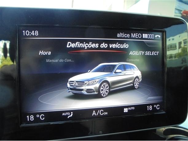 Mercedes-Benz Classe C 220 BlueTEC 7G-TRONIC (170cv) (5p)