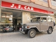 Toyota Land Cruiser BJ 40