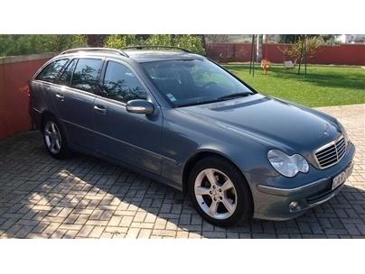 Mercedes-Benz Classe C 220 CDi Elegance (143cv) (5p)