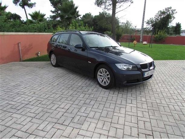 BMW Série 3 318 d Touring (143cv) (5p)