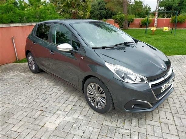 Peugeot 208 1.6 BlueHDi Style (75cv) (5p)