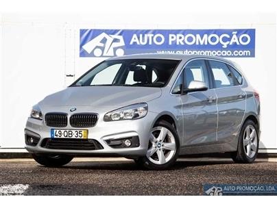 BMW Série 2 Active Tourer 218 d Line Luxury Auto (150cv) (5p)