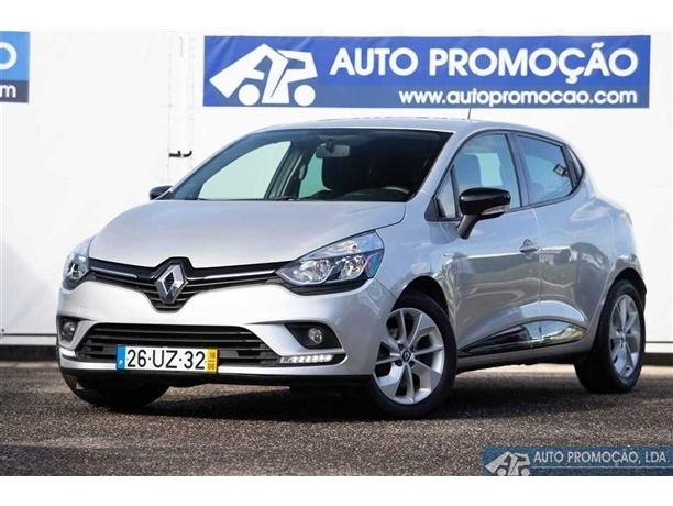 Renault Clio 1.5 dCi Limited Edition (90cv) (5p)