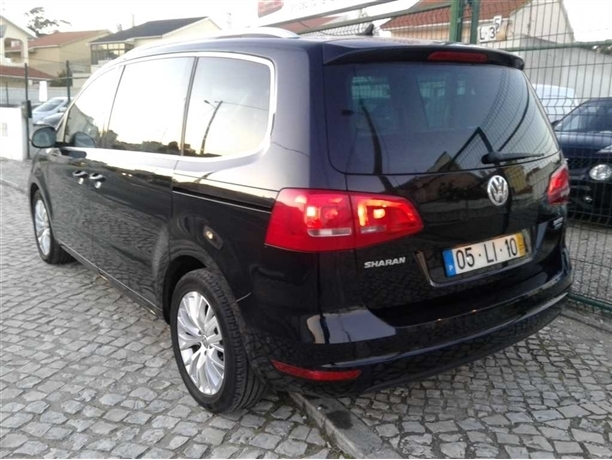 Volkswagen Sharan 2.0 TDi Highline (170cv) (5p)