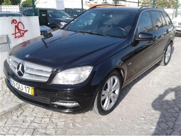 Mercedes-Benz Classe C 220 CDi Elegance BE (170cv) (5p)