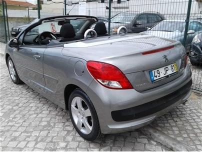 Peugeot 207 CC 1.6 HDi SE 200 Anos FAP (112cv) (2p)