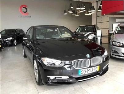 BMW Série 3  d Line Modern