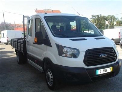 Ford transit 2000 TDCI