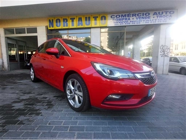 Opel Astra 1.6 CDTI Innovation Active-Select J16 (136cv) (5p)