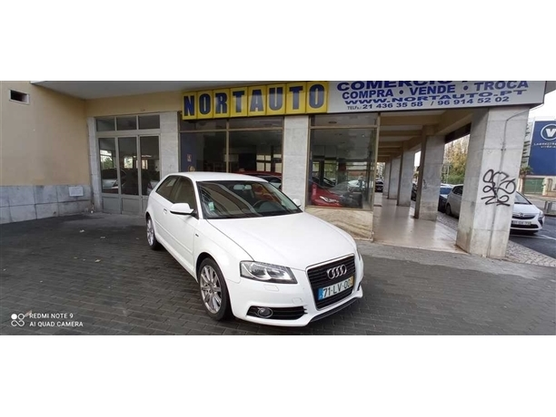 Audi A3 1.4 TFSi S-line (125cv) (3p)
