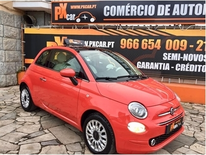 Fiat 500 1.2 Lounge ( 69cv ) T.Panoramico