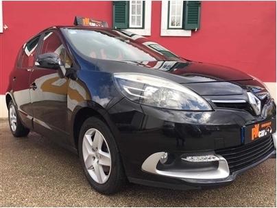 Renault Scénic Limited Edition-Viatura com GPS