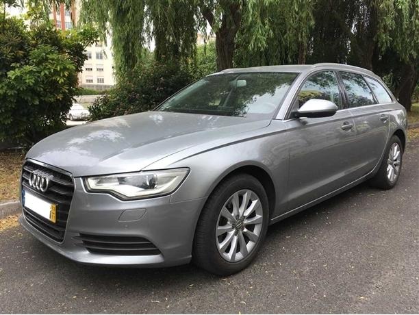 Audi A6 Avant 2.0 TDi Business Line (177cv) (5p)