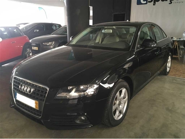 Audi A4 2.0 TDi (143cv) (4p)