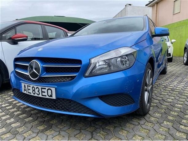 Mercedes-Benz Classe A 180 CDi B.E. Edition (109cv) (5p)