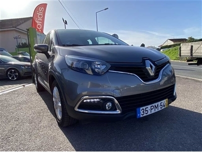 Renault Captur 1.5 dCi #EDC (90cv) (5p)