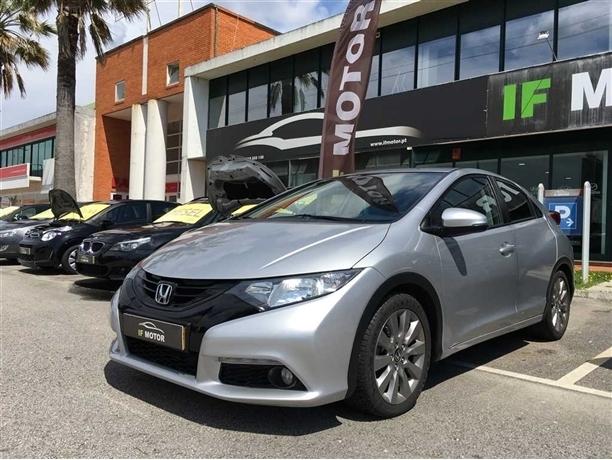 Honda Civic 1.6 i-DTEC Sport (120cv) (5p)