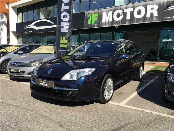 Renault Laguna B.2.0 dCi Initiale (150cv) (5p)