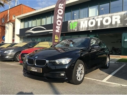 BMW Série 3 318 d Touring (150cv) (5p)