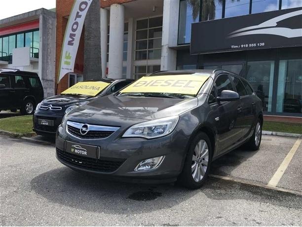 Opel Astra ST 1.7 CDTi Cosmo (125cv) (5p)