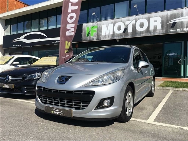 Peugeot 207 1.4 HDi Sport (70cv) (5p)