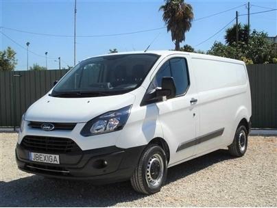 Ford Transit Custom L2-130cv-FRIGORÍFICO