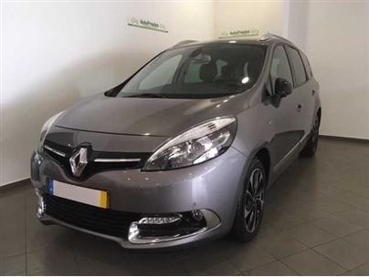 Renault Grand Scénic 1.5 dCi Bose Edit. - VENDIDO