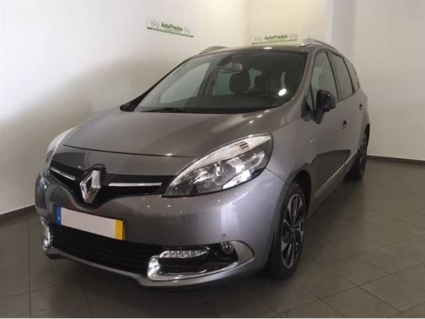 Renault Grand Scénic 1.5 dCi Bose Edition SS (110cv) (5p)