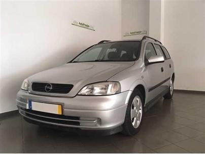 Opel Astra Caravan 1.7 DTi Club (75cv) (5p)