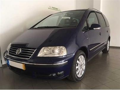 Volkswagen Sharan 1.9 TDi Confortline (130cv) (5p)
