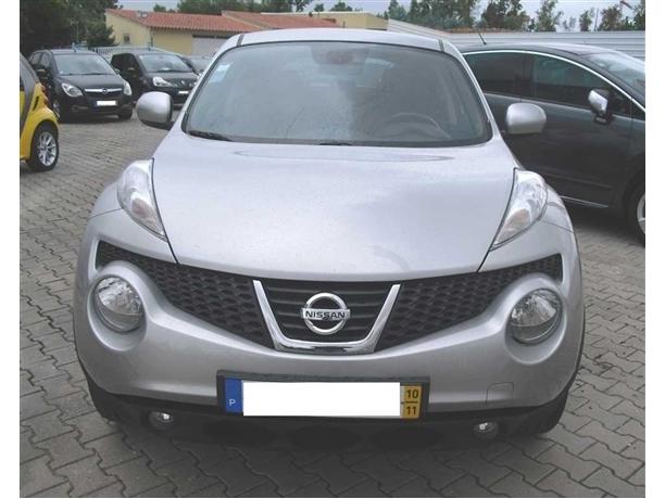 Nissan Juke 1.5 dCi Acenta (110cv) (5p)