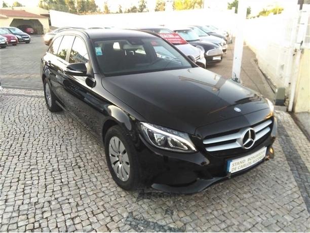 Mercedes-Benz Classe C 220 BlueTEC (170cv) (5p)