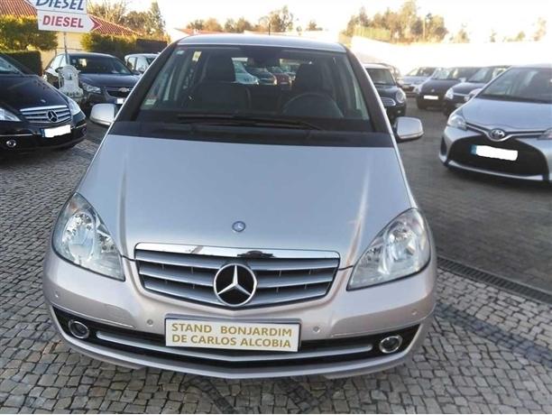 Mercedes-Benz Classe A 180 CDi Avantgarde (109cv) (5p)