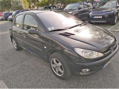 Peugeot 206 1.1 Look (60cv) (5p)