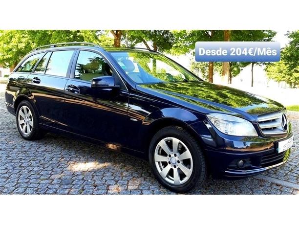 Mercedes-Benz Classe C 200 CDi Elegance BE (136cv) (5p)