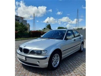 BMW Série 3 316 i (105cv) (4p)